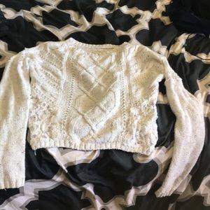 Hollister Crew Sweater